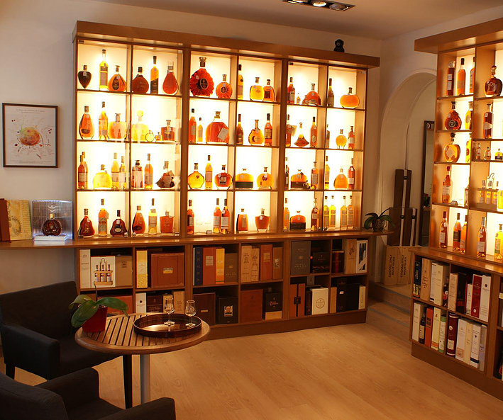 Boutique Cognac Only Bordeaux
